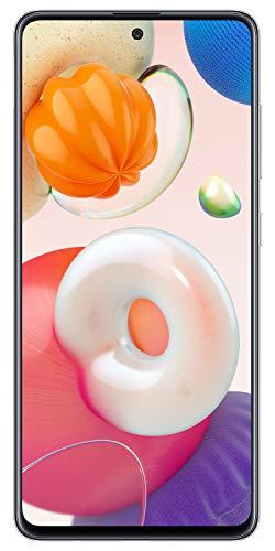Samsung Galaxy A51 (Metallic Silver, 8GB RAM, 128GB Storage) Without Offer