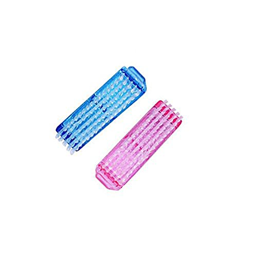 liFE FoR HaiR Nail Brush, Handle Nail Cleanser, Hand Scrubbing Cleaning Brush, Set Of 2