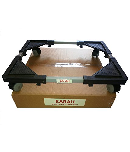 SARAH Adjustable Semi Automatic Top Loading Washing Machine Trolley / Stand -101