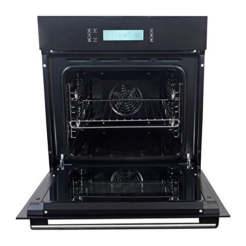Kraft Italy 60 L KWS 60 D. Y Built in Oven, Black