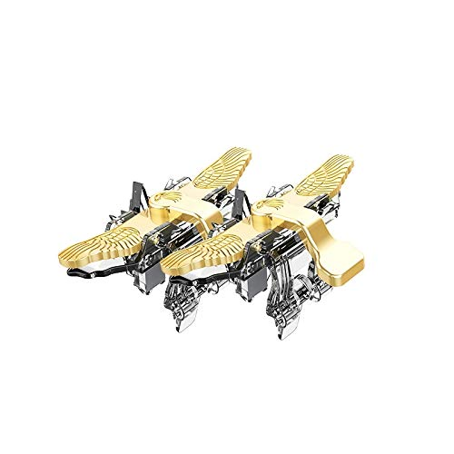 ReTrack Pubg Controller Joystick Remote Controller Collection (Angel Gold)