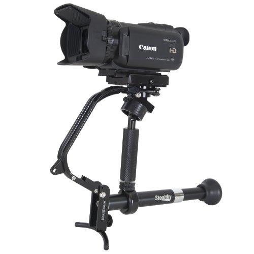 Varizoom Lens Controls Varizoom Stealthy for DSLR Camera (Black)