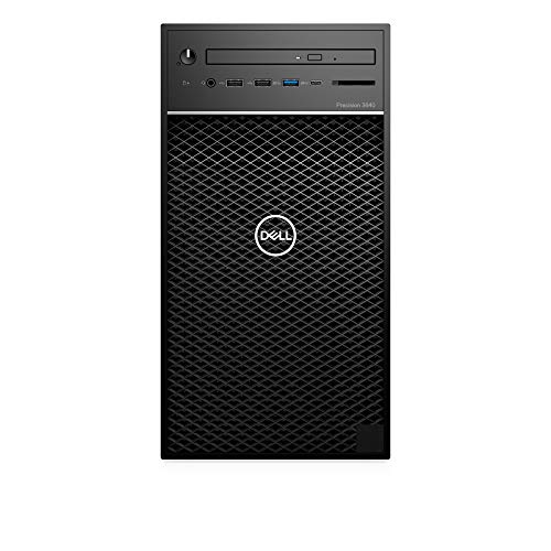 Dell Precision 3640 Workstation - Core i7-10th Gen-10700 Processor - 8 GB RAM - 1 TB SATA - No Monitor,3 Year Warranty