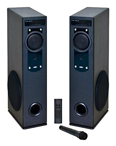 Oscar OSC-19500 Multimedia Home Theater System 12000W, 2.0 Channel Stereo Sound, USB Version:2.0.