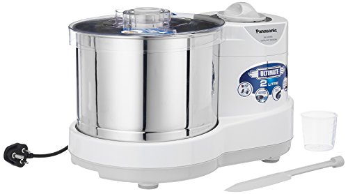 Panasonic MK-SW200PLW 240-Watt Wet Grinder (White)