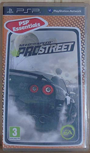 EA Need for Speed ProStreet (Essentials) /PSP