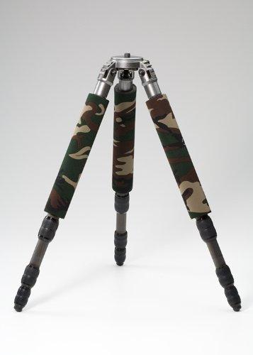 LensCoat LCG2530FG LegCoat Gitzo GT2530/GT2530EX/GT2931 Tripod Leg Covers (Forest Green Camo)