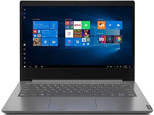 Lenovo V14 Intel Core i3 10th Gen 14-inch HD Thin and Light Laptop (4GB RAM/ 1TB HDD/ Windows 10 Professional/ Grey/ 1.6 kg), 82C4016TIH
