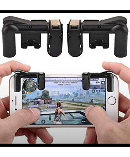 RIYA Products PUBG Mobile Game Trigger/Controller for All Android and iOS Phones Model 61185