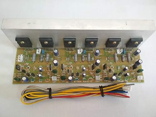 B-Tech Audio 150+150+150 Watt Total 450 Watt Home Theater Audio Amplifier Board