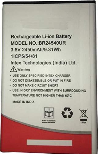 iWell Mobile Battery for Intex Aqua S3 BR24540UR