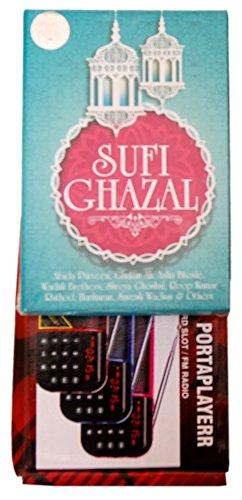 OSAKI PORTAPLAYERR Plus Sufi GHAZAL