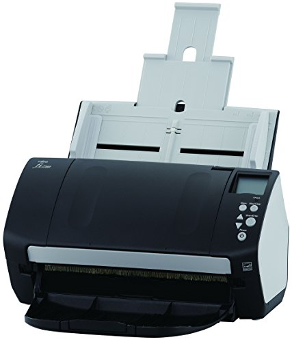Fujitsu PA03670-B055-R fi-7160 - Document scanner - Duplex - 8.5 in x 14 in - 600 dpi x 600 dpi - up to 60 ppm (mono) / up to 60 ppm (color) - ADF ( 80 sheets ) - up to 4000 scans per day - USB 3.0