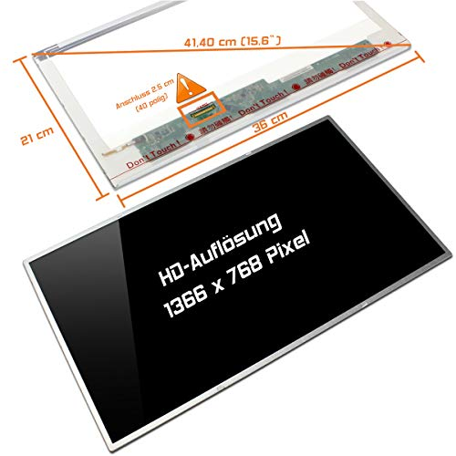 Samsung AU OPTRONIC B156XW02 V.3 15.6 WXGA 1366X768 LED Screen (LED Replacement Screen Only. Not A Laptop )