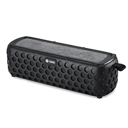Zoook Solarmuse Bluetooth Speaker with 6hrs. of Music Playback and Solar Charging