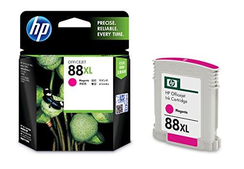 HP 88XL High Yield Ink Cartridge, Magenta
