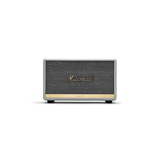 Marshall Acton II Bluetooth Speaker (White)