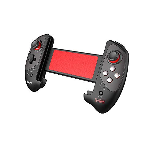 Tooarts PG-9083S Game Controller BT4.0 Wireless Gamepad Stretchable Handle Joystick for Android iOS