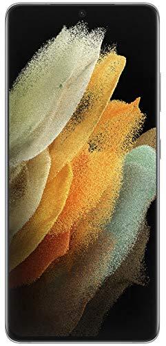 Samsung Galaxy S21 Ultra(Phantom Silver, 12GB RAM, 256GB Storage) without Offers