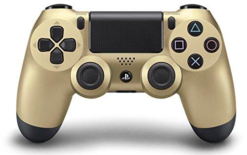 Sony Wireless Controller (DUALSHOCK 4) Gold