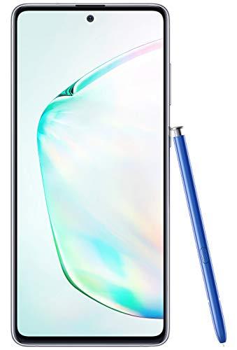 (Renewed) Samsung Galaxy Note10 Lite (Aura Glow, 6GB RAM, 128GB Storage) with No Cost EMI/Additional Exchange Offers