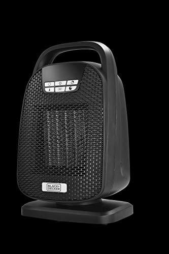 Black+Decker 2000 Watt Ceramic Room Heater with Digital Control