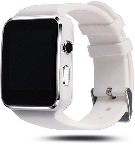 AVSANS Smart Watch X6 Bluetooth White