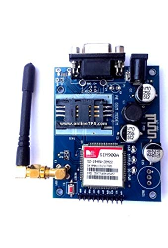 TPS,SIM900A GSM-GPRS Modem with Serial Interface