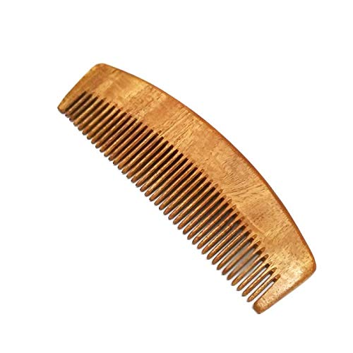 Green Future Pure Neem Wood Comb For Men And Women (Art GFC04) Pack Of 1
