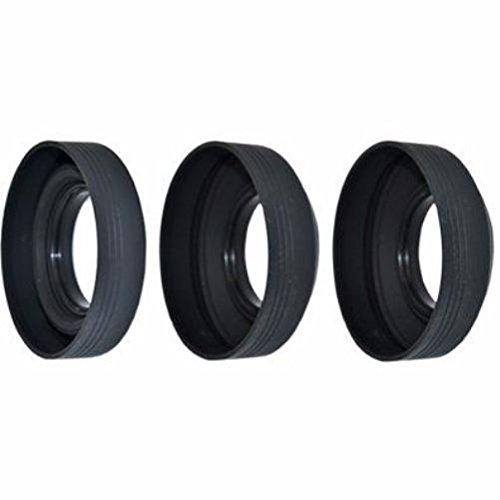 JJC LS-405S Lens Hood for Nikon, Olympus, Pentax.