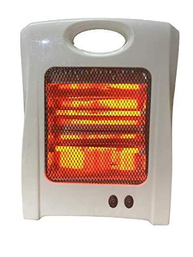XODI 2 ROD HALOGEN SMART HEATER    Overheating Protection    2 Heat Setting 400/800 Watt    Cool Touch