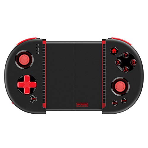 Anself Wireless Connect Mobile Game Smartphone Gamepad Controller BT 4.0 Compatible with iOS(11.0) & Android(6.0) Phone