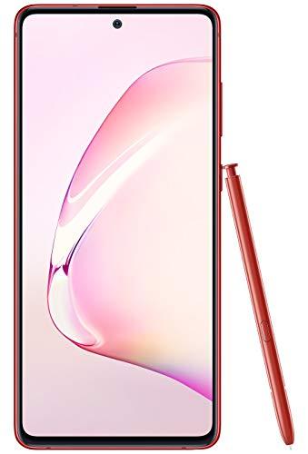 (Renewed) Samsung Galaxy Note10 Lite (Aura Red, 6GB RAM, 128GB Storage) with No Cost EMI/Additional Exchange Offers
