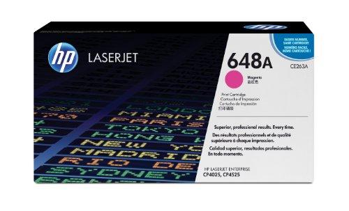 (Renewed) HP Laserjet CE263A Print Cartridge (Magenta)