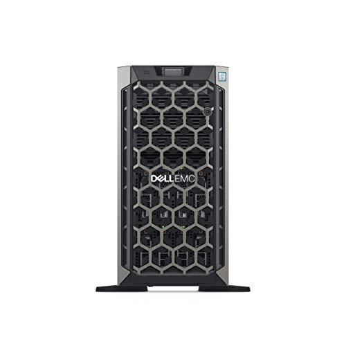 Dell PowerEdge T440 Server, Intel Xeon 4210 (2nd Gen, 10Core) Processor with 2 x 32GB RAM & 3 x 1.2TB 10K RPM SAS Hard Disk, 3 Years Warranty by Dell.