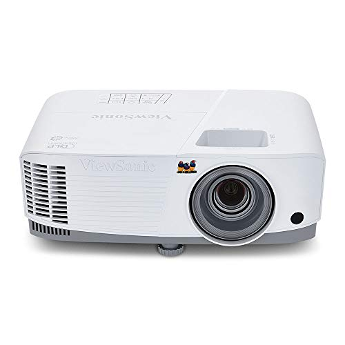 "ViewSonic PA503X -3600 Lumens XGA Projector |High Brightness for Home & Office | HDMI Vertical Keystone | 1080p Support |300"" Projection Image"