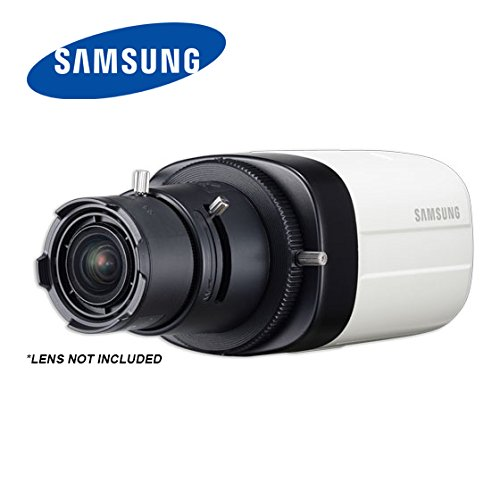 SAMSUNG SCB-6003 2 MEGAPIXEL 1080P BOX CAMERA
