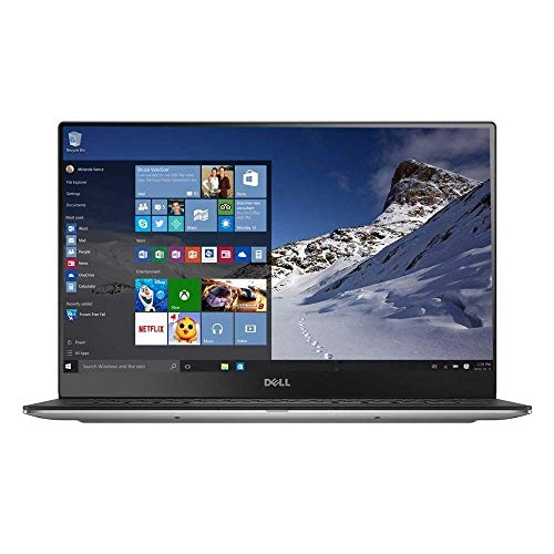 (Renewed) Dell XPS 9360 i7-8550 13.3QHD/TOUCH 8/256/W10H