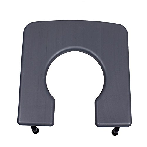 A.P SURGICAL Premium Imported Commode Stool with Lock for Added Safety