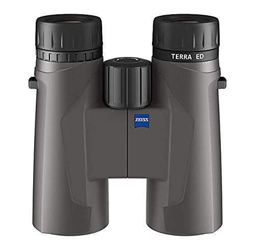 Carl Zeiss 8x42 Terra ED Binocular-Gray