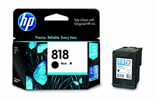 HP 818 Single Ink Cartridge(Black)