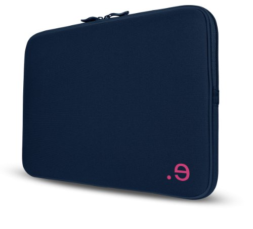 Be.ez 10911 LA robe Chic Marine for Mac Book Pro 13 - Navy Blue / Pink