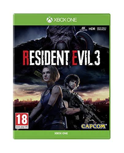 Capcom Resident Evil 3 Remake (Xbox One)