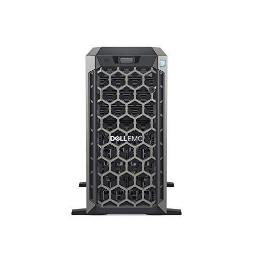 Dell PowerEdge T440 Server, Intel Xeon 3204 (2nd Gen, 6Core) Processor with 16GB RAM & 2 x 1TB 7.2K RPM SATA Hard Disk, 3 Years Warranty by Dell.