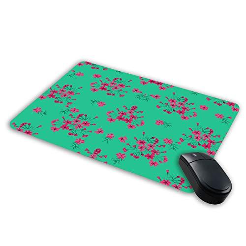 La Vienna Mousepad for Computer and laptops | Designer Print Mousepad | Floral Print Mouse pad