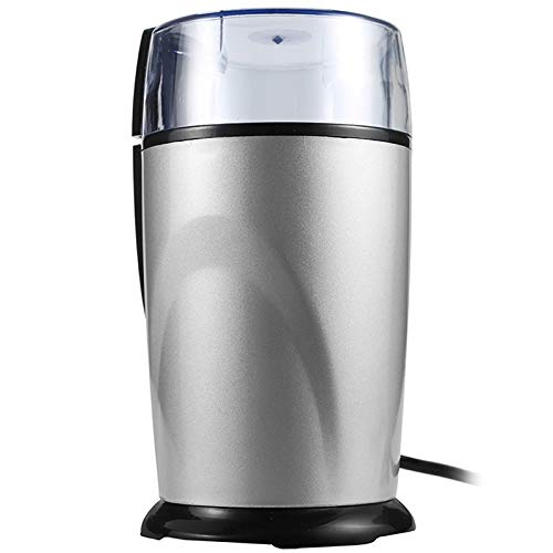PINK PARI (LABEL) Pink Pari Electric Coffee Grinder with Stainless Steel Container and Blade