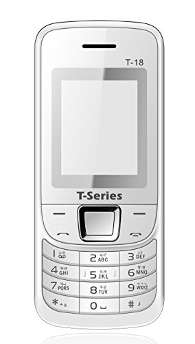 T-Series Mobiles T18_White