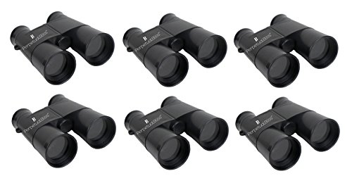 Laxmi Collection Perpetual Bliss Outdoor Observing Telescope Spy Gear Folding Binocular for Kids for Birthday - Pack of 6