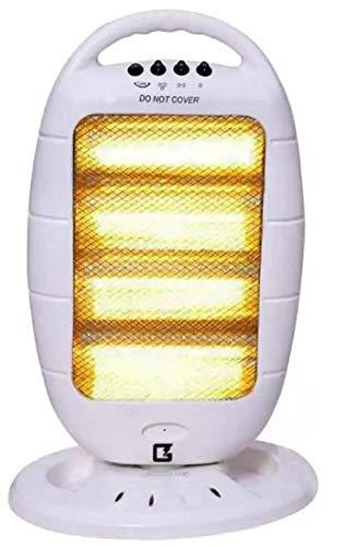 XODI 3 ROD HALOGEN SMART HEATER || Room Heater || ISI Approved || 1 Year Warranty || 3 Heating Element & Settings