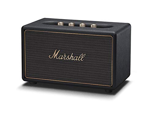 Marshall Acton Multi-Room Wireless Speaker (Black)